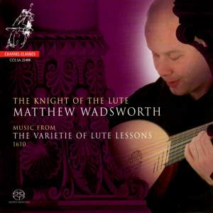 Matthew Wadsworth - Knight of the Lute Product Image