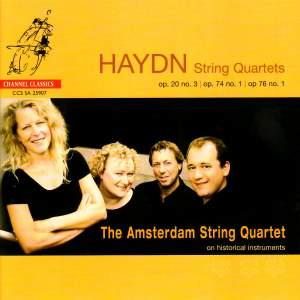 Josef Haydn - String Quartets