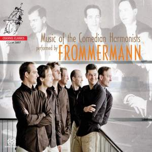Music of the Comedian Harmonists Product Image