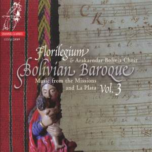 Bolivian Baroque Volume 3 Product Image