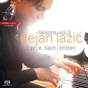 Volume 3 - CPE Bach & Britten