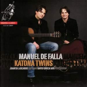 Falla - Music for Guitar