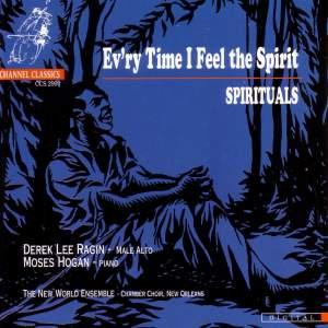 Ev'ry Time I Feel the Spirit