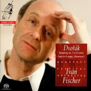 Dvorak - Symphony No. 7 Product Image