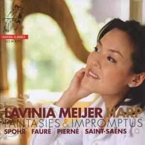 Lavinia Meijer: Harp Fantasies and Impromptus