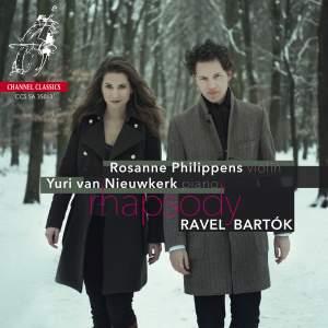 Ravel & Bartók: Rhapsody