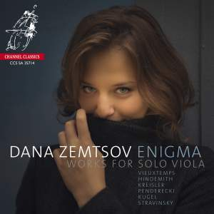 Dana Zemtsov: Enigma