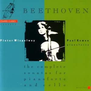 Beethoven: Cello Sonatas Nos 1 & 2