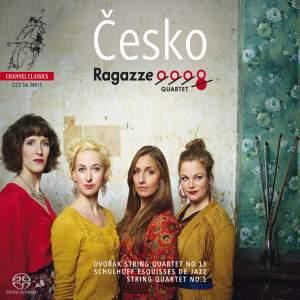 Česko: Ragazze Quartet