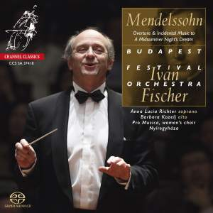Mendelssohn: A Midsummer Night's Dream Overture, Op. 21, etc.