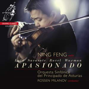 Ning Feng: Apasionado Product Image