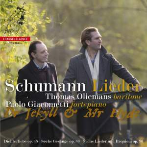 Schumann: Lieder Product Image