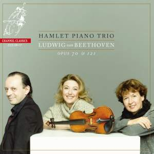 Beethoven: Piano Trios Opus 70 & 121 Product Image