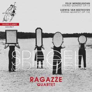 Spiegel: Ragazze Quartet