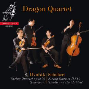 Schubert & Dvorak: String Quartets