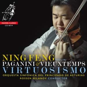 Virtuosismo - Paganini & Vieuxtemps Product Image
