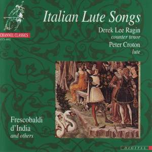 Italian Lute Songs