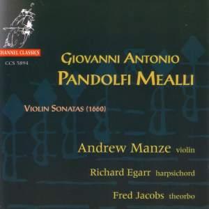 Pandolfi Mealli - Violin Sonatas