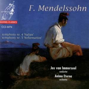 Mendelssohn: Symphony Nos. 4 & 5