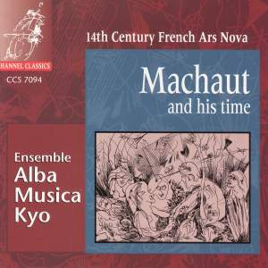 Machaut and his time