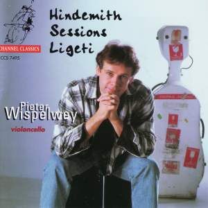 Wispelwey plays Hindemith, Sessions & Ligeti