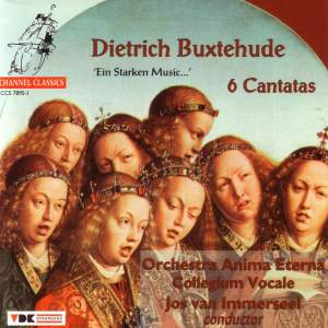 Buxtehude - 6 cantatas