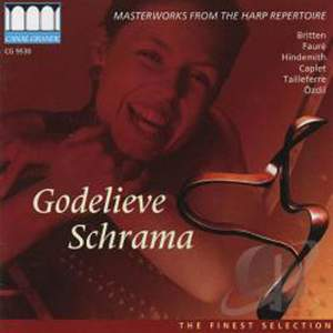 Godelieve Schrama: Masterworks from the Harp Repetoire