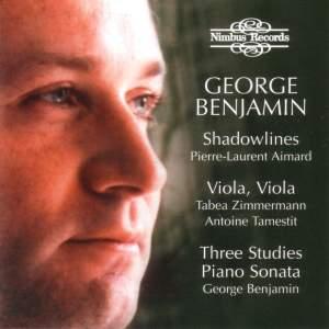 George Benjamin: Shadowlines