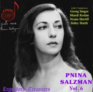Pnina Salzman (Vol. 6)