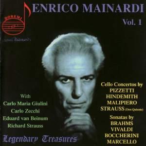 Enrico Mainardi Vol.1