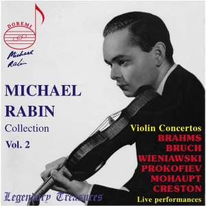 Michael Rabin Collection Vol. 2