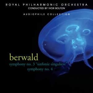 Berwald: Symphonies No. 3 & 4