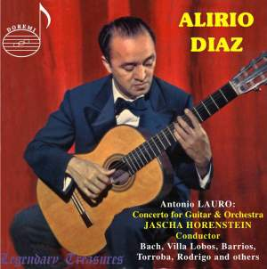 Alirio Diaz: Concertos for Guitar and Orchestra