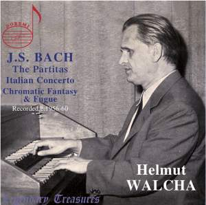 JS Bach: Partitas Nos. 1-6, BWV825-830
