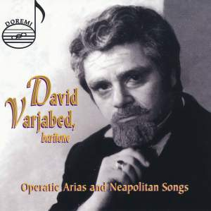 Operatic Arias & Neapolitan Songs