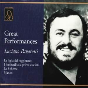 Great Performances: Luciano Pavarotti