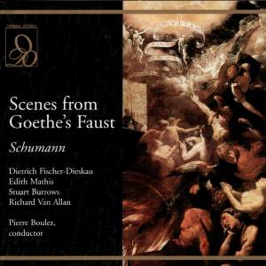 Schumann: Scenes from Goethe's Faust, WoO 3