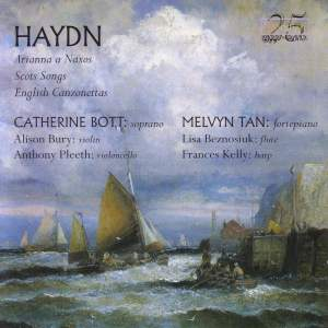Haydn - Music for Soprano and Piano