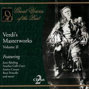 Verdi's Masterworks Vol. 2
