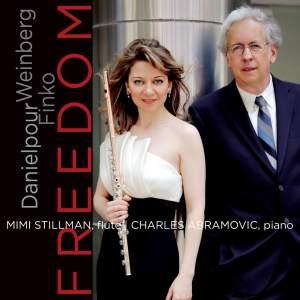 Freedom: Works by Weinberg, Finko & Danielpour