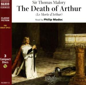 Sir Thomas Malory: The Death of Arthur Product Image