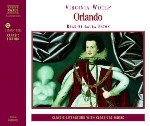 WOOLF, V.: Orlando (Abridged) Product Image