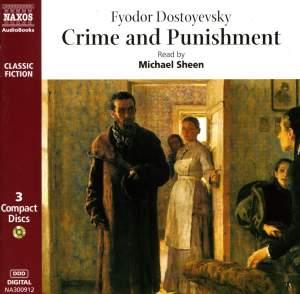 Fyodor Dostoyevsky: Crime and Punishment (abridged) Product Image
