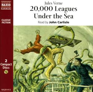 Jules Verne: 20,000 Leagues Under the Sea (abridged)