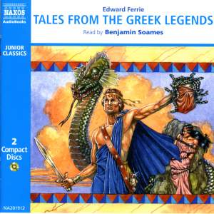Edward Ferrie: Tales from the Greek Legends Product Image