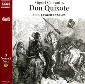 Miguel de Cervantes: Don Quixote (abridged) Product Image