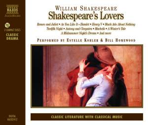 Shakespeare's Lovers Product Image