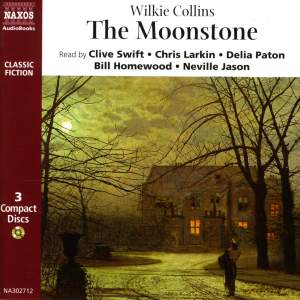 Collins, W.: The Moonstone (Abridged) Product Image
