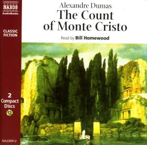 Alexandre Dumas: The Count of Monte Cristo (abridged)