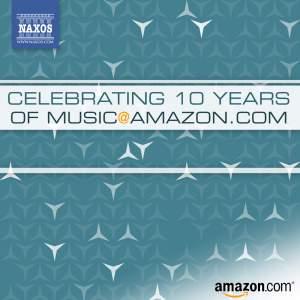 CELEBRATING 10 YEARS OF MUSIC@AMAZON.COM